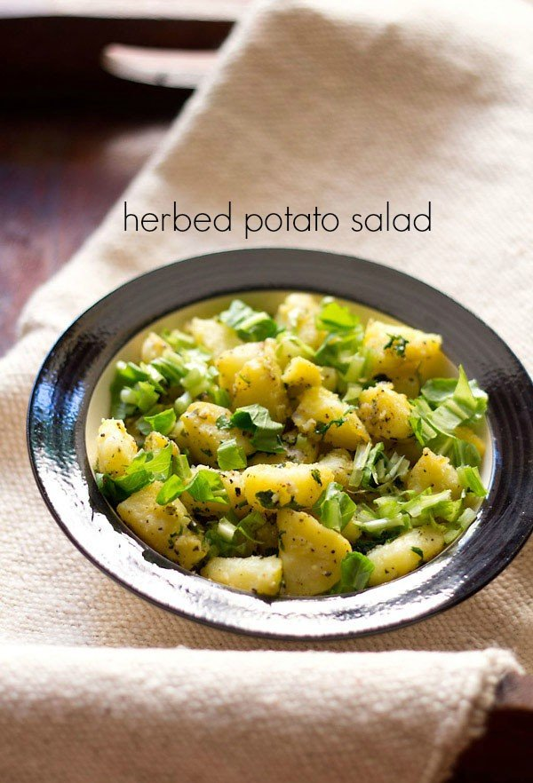 herbed potato salad recipe