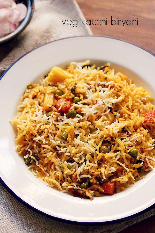 Hyderabadi cuisine 25 hyderabadi recipes hyderabadi food recipes hyderabadi veg biryani recipe kacchi veg hyderabadi biryani recipe forumfinder Image collections