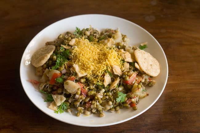moong sprouts chaat recipe5