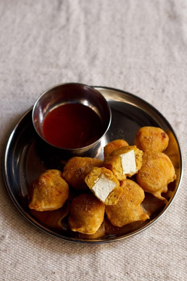 paneer pakora recipe in hindi, पनीर पकोरा रेसिपी