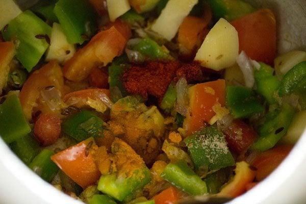 spices for veg masala khichdi recipe