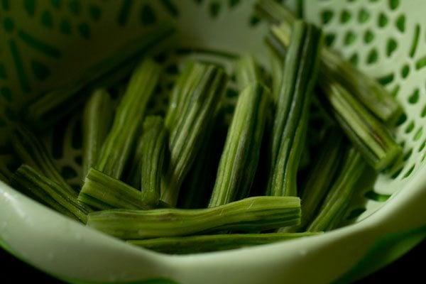 drumsticks for goan drumstick curry recipe