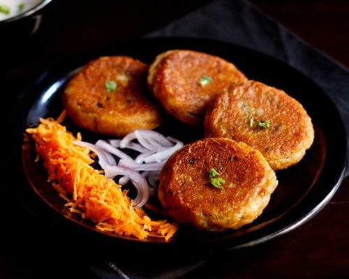 Tikki recipes 24 delicious veg cutlet recipes veg patties recipes aloo tikki recipe save 2 vegetable cutlet forumfinder Gallery