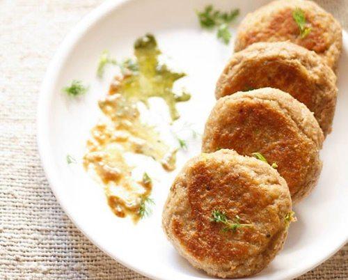 arbi patties recipe