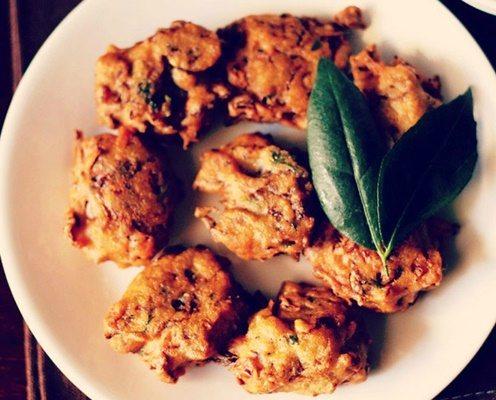 cabbage vadas recipe