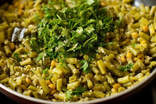 making phali ki sabzi recipe