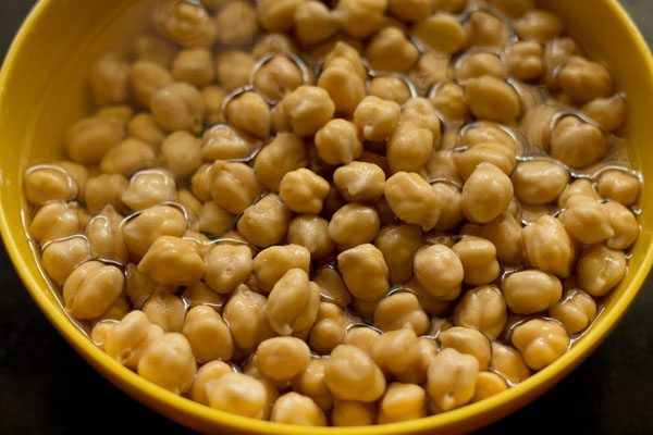 chana for falafel recipe