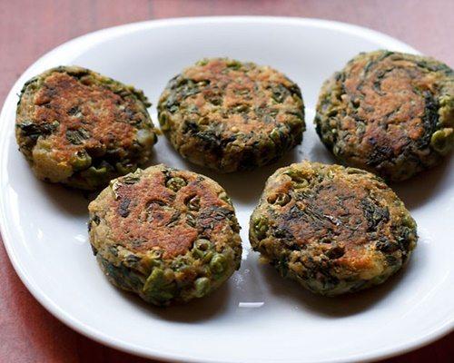 peas snacks recipe