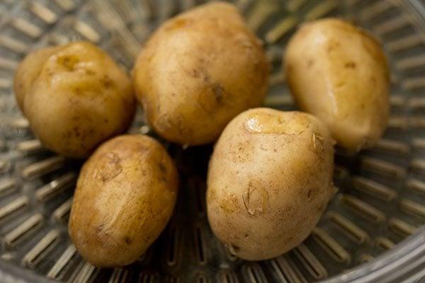 potatoes for potato sagu recipe
