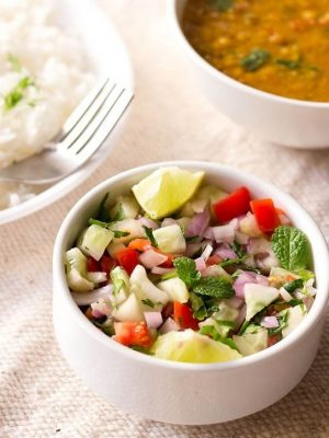 salad recipes, 18 veg salad recipes | healthy indian vegetable salad recipes