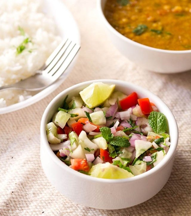 Salad recipes 17 veg salad recipes healthy indian vegetable salad recipes veg salad recipes forumfinder Image collections