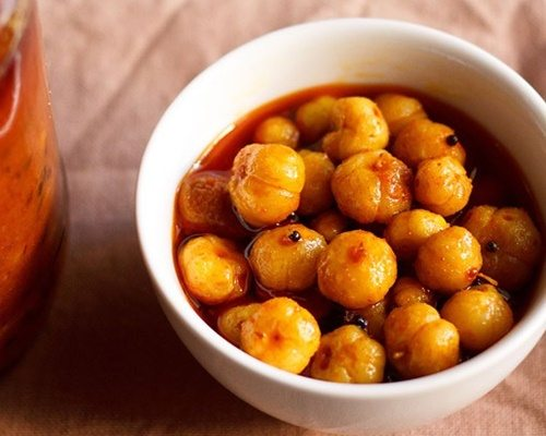 star gooseberry pickle recipe