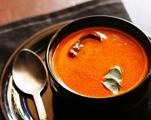 tomato curry recipe