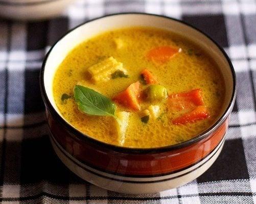 thai curry baby corn recipe