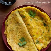besan chilla recipe, how to make chilla recipe | besan cheela