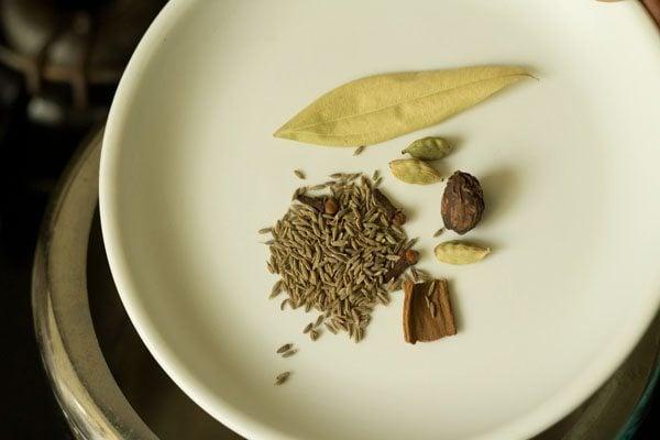 making rajma pulao recipe