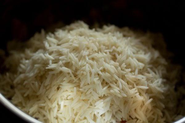 making mangalore style veg biryani recipe
