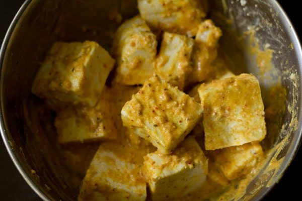 paneer to make amritsari paneer tikka recipe