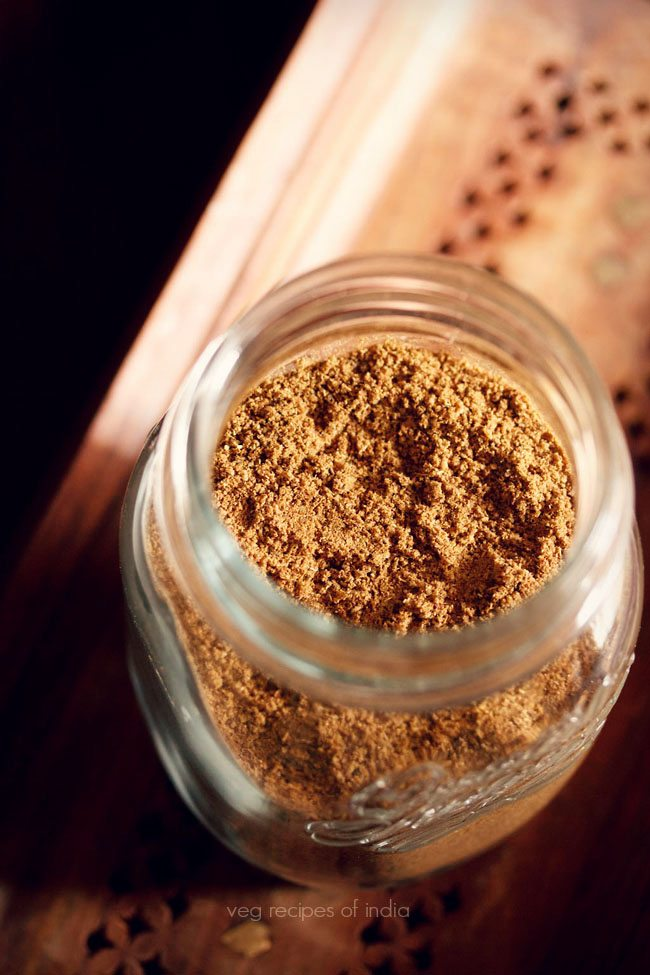 garam masala powder recipe