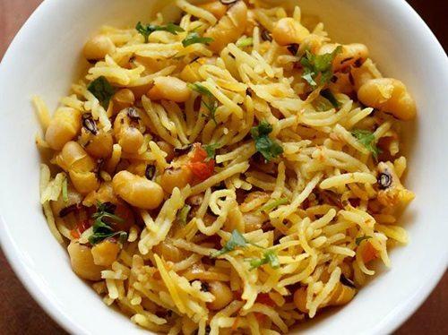 Veg Cake Recipe In Marathi Language: Lobia Pulao Recipe, How To Make Lobia Pulao In Pressure Cooker