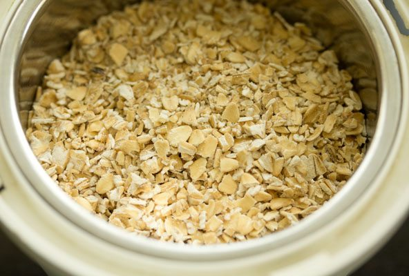 making oats uttapam recipe