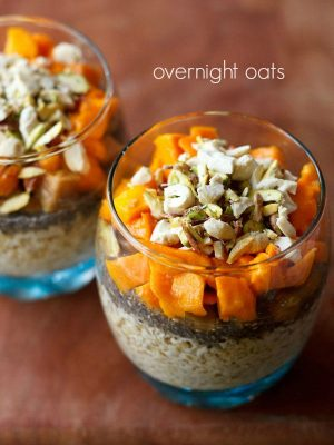 overnight oats, overnight oats recipe
