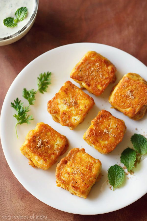 paneer tikka amritsari recipe, amritsari paneer tikka recipe