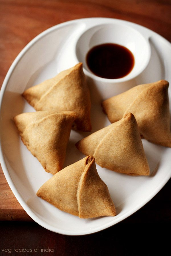 samosa recipe baked