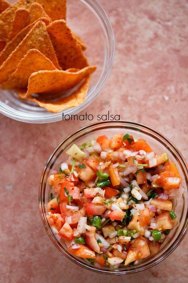 Authentic Mexican Restaurant Salsa Recipe