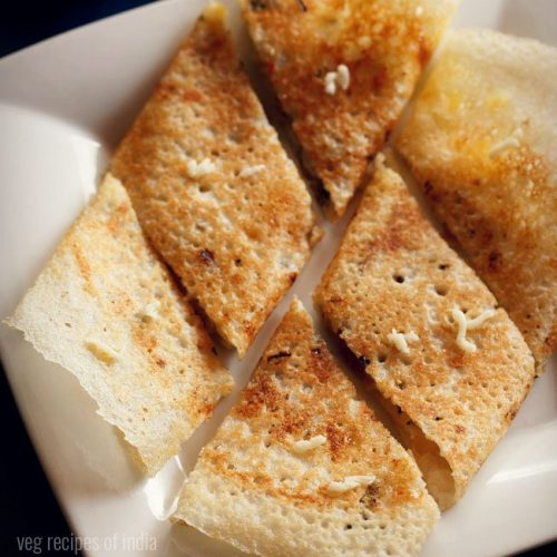 how to make indian dosa