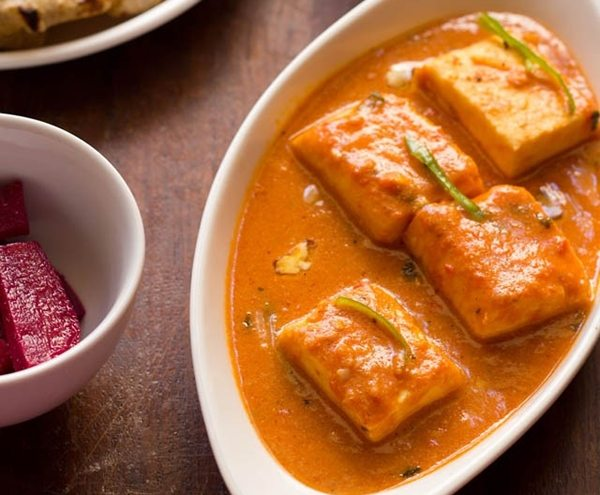 restaurant style veg recipes paneer masala