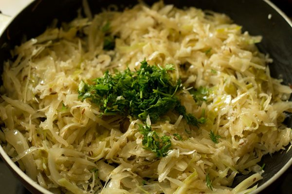 making patta gobi sabzi recipe