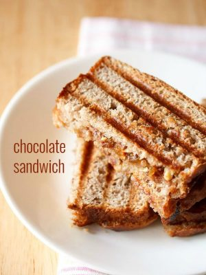 chocolate sandwich