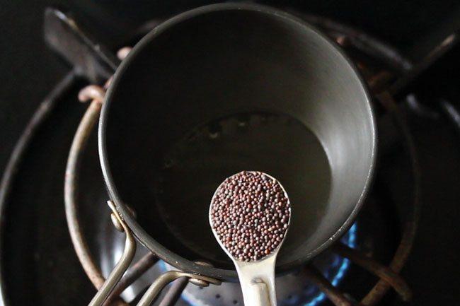 making curd rice recipe