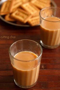cutting chai recipe, how to make mumbai cutting chai recipe