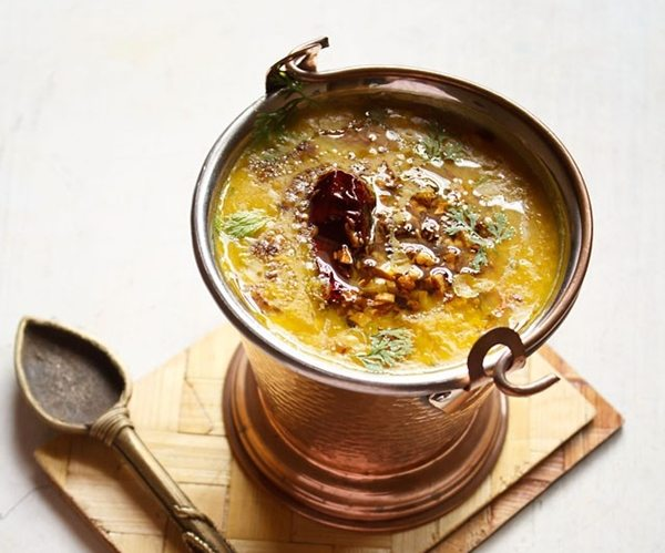 restaurant style dal tadka - veg recipes