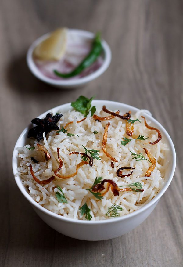 Garam masala rice recipe how to make garam masala rice recipe - Garam masala recette ...