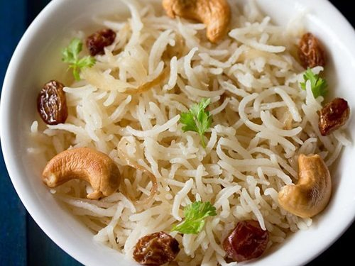 ghee rice recipe how to make ghee rice recipe rice recipes. Black Bedroom Furniture Sets. Home Design Ideas