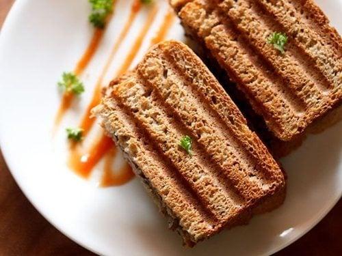 mushroom sandwich recipe