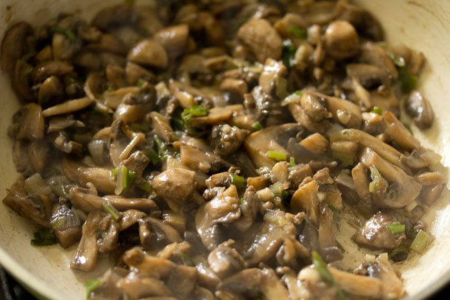mushrooms to make mushroom sandwich recipe