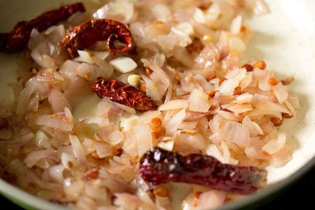onions for onion chutney recipe