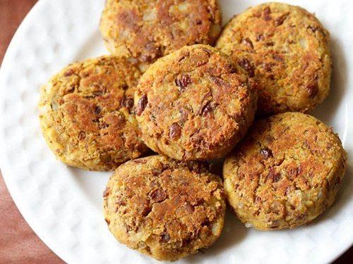 rajma kebab recipe