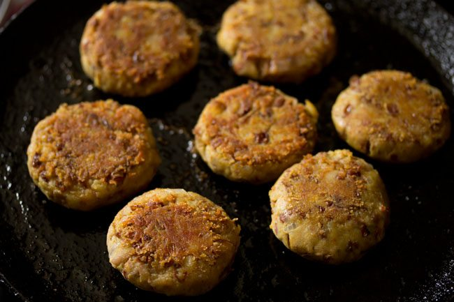 making rajma kebab recipe