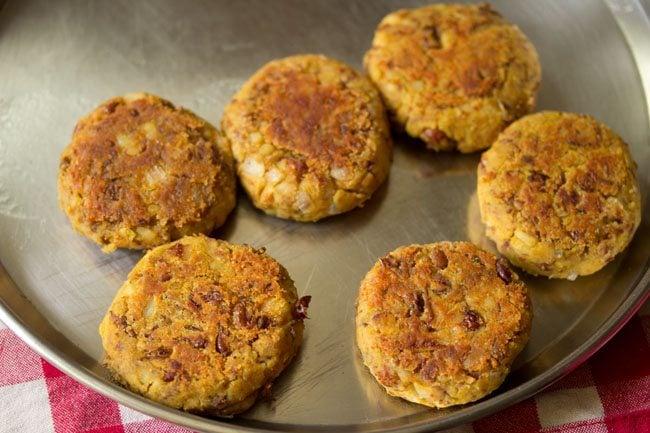 making rajma kebab recipe