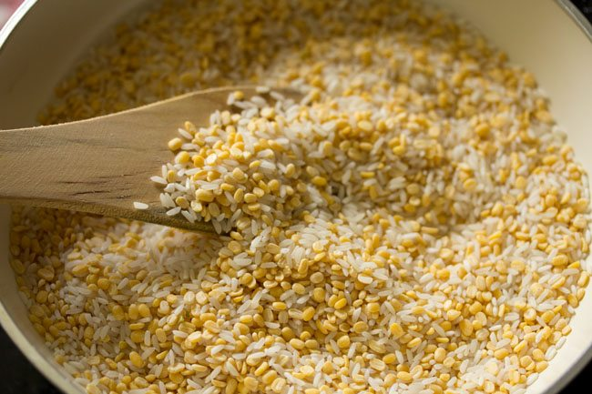dal for sweet pongal recipe