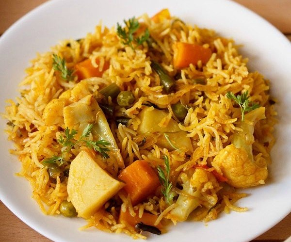 Top 35 Rice Recipes Collection Of 35 Best Indian Rice Recipes