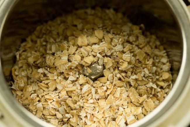 oats for veg nuggets recipe