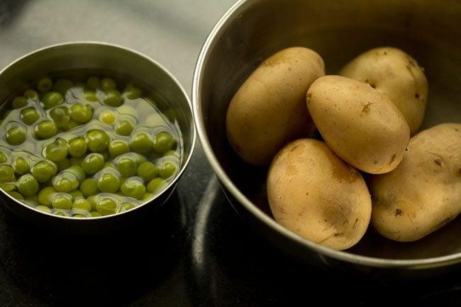 potatoes for veg nuggets recipe