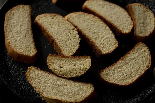 bread for avocado garlic toast recipe