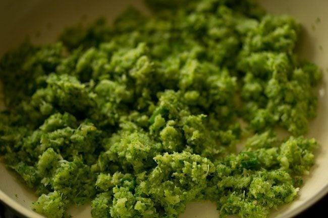 broccoli to prepare broccoli paratha recipe